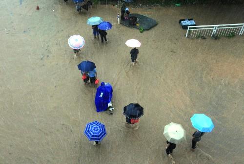shenzhen flood