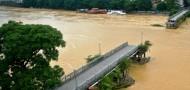 guangzhou rain flooding landslides zengcheng conghua
