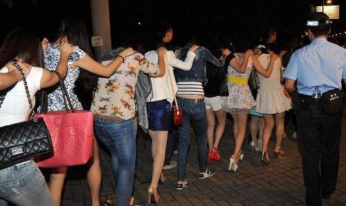 macau prostitution bust