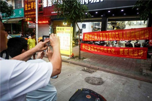 yulin dog eating festival guangxi protest animal rights activists