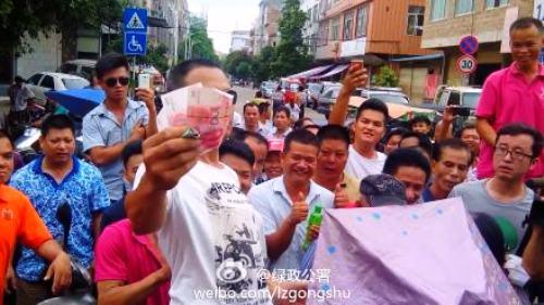 yulin street market dog sellers animal activists