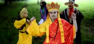 my little apple journey to the west viral video dance