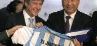 president xi messi jersey 10