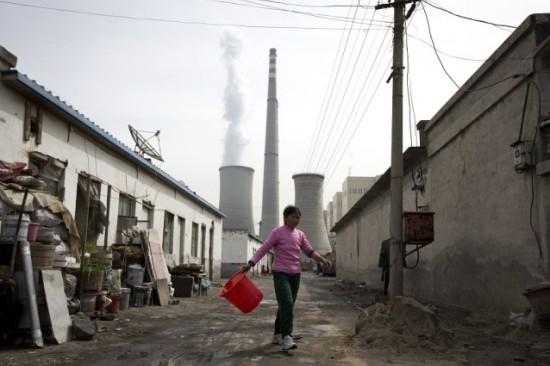 beijing coal power plant