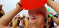 henan ice bucket protest