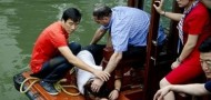 nanjing suicide rescue lake foreigner