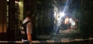 guangzhou shooting nantian road gun battle