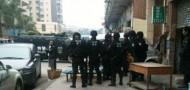 dongguan hostage swat team police