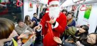 santa subway hangzhou
