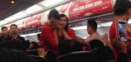 thai airline stewardess instant noodle bomb threat