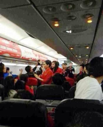thailand flight air rage