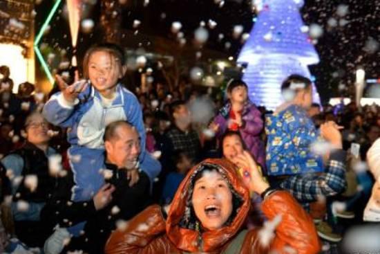 christmas shenzhen