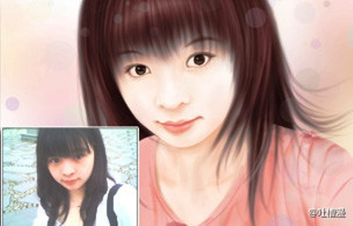 how to attract a chinese man animization photoshop cartoon drawing beauty