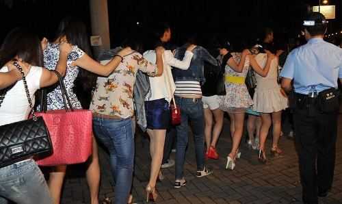 hong kong prostitution cost money