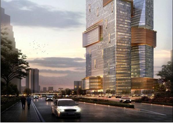 tencent new headquarters