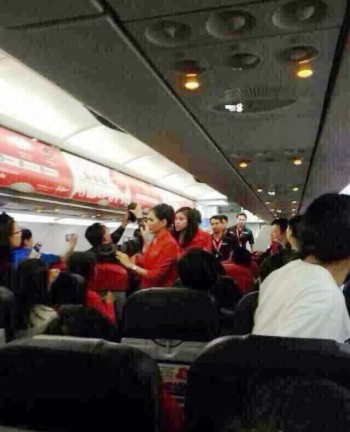 thailand flight air rage