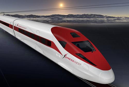 XpressWest Train