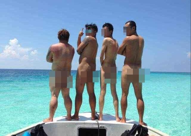 Nude Tourists 20